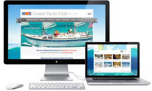 Grand Yacht Club – Corporate Website